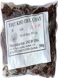 Thịt Kho Tiêu Chay