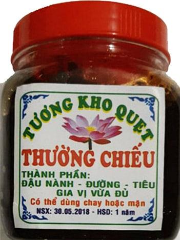 tƯƠng kho quẸt TƯƠNG KHO QUẸT TC 2Tuong kho quet thực phẩm chay CHAY LẠC VIỆT 2Tuong kho quet