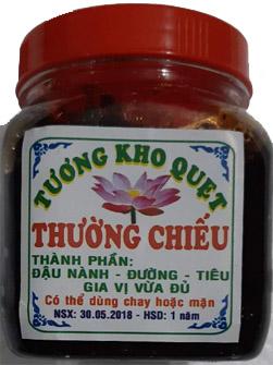 tƯƠng kho quẸt TƯƠNG KHO QUẸT TC Tuong kho quet thực phẩm chay CHAY LẠC VIỆT Tuong kho quet