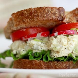 thực phẩm chay CHAY LẠC VIỆT lunch eggsalad